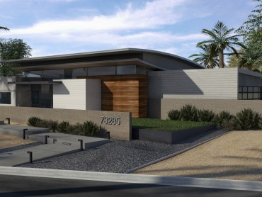 Palm Desert Residential Architect